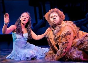 ashanti in the wiz