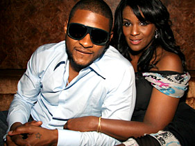 usher and Tameka