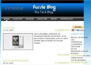 Fussle Blog